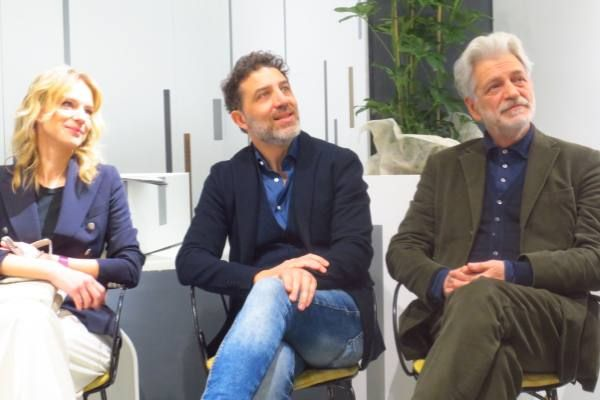 Sconnessi film uscita cinema: video dell'incontro con il cast e intervista di Cinetvlandia al regista Christian Marazziti