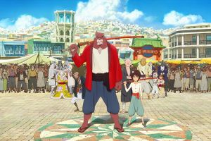 The boy and The Beast al cinema per due giorni: prime due clip in italiano dell'anime di Mamoru Hosoda