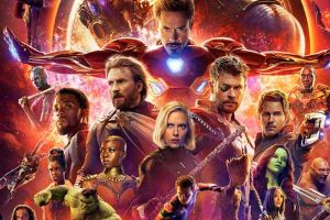 Avengers Infinity war, Extended trailer in inglese del cinecomics Marvel