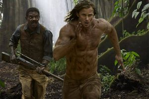 "The legend of Tarzan uscita cinema: featurette ""Rivela la natura"""