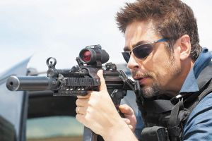 Sicario film: video intervista a Benicio Del Toro