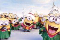 Minions sotto l'albero di Natale in home video: trailer mini-film e contenuti extra DVD e Blu-Ray