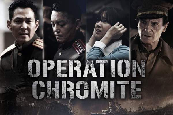 Operation Chromite: prime due clip in italiano film di guerra in Corea con Liam Neeson