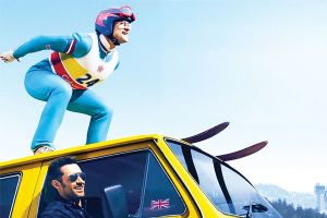 Eddie The Eagle: 2 nuove featurette con Hugh Jackman, biopic sullo sciatore Eddie Edwards