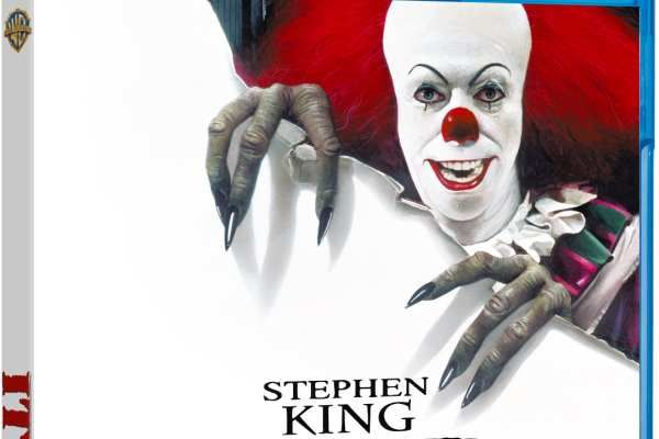 Aspettando IT al cinema: il film per la TV del 1990 tratto dal romanzo di Stephen King in Blu-Ray