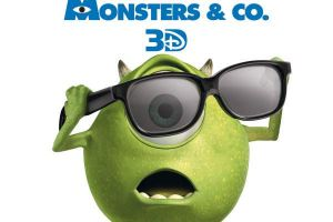Monsters & Co 3D al cinema fino a fine mese