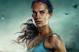 Tomb Raider con Alicia Vikander, podcast recensione dell'action movie reboot