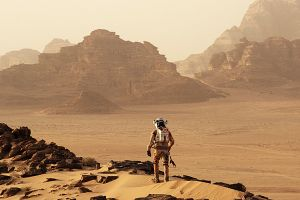 Sopravvissuto - The Martian: Matt Damon in una featurette d'allenamento