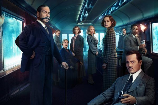 Assassinio sull'Orient Express, il remake di Branagh in arrivo al cinema: secondo trailer in italiano