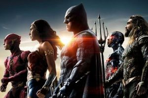 Novità film al cinema: Justice League, The big Sick, Pipì Pupù e Rosmarina