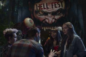 Hell Fest di Gregory Plotkin al cinema a Halloween: trama, prime clip in italiano e featurette backstage