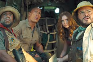 Jumanji The next Level: trama e primo trailer in italiano del sequel in arrivo nel 2020