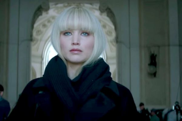 Red Sparrow con Jennifer Lawrence al cinema: featurette backstage della produzione