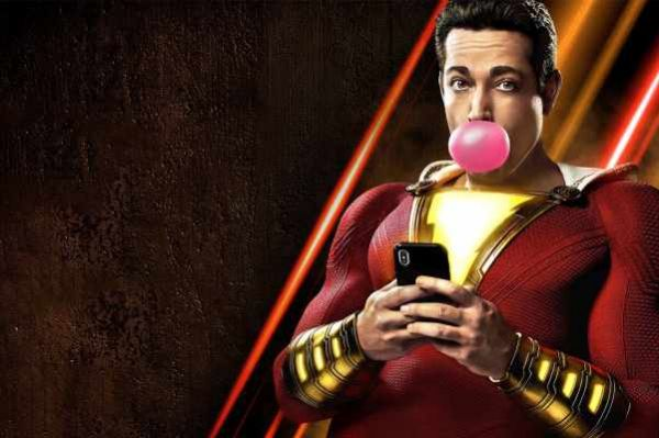 Shazam: nuovo trailer in inglese del cinecomics DC Comics in arrivo al cinema