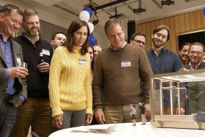 Downsizing con Matt Damon: prime due clip in italiano