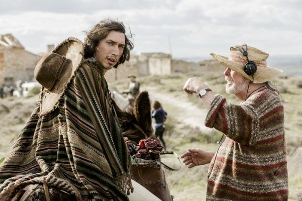 L'uomo che uccise Don Chisciotte di Terry Gilliam con Adam Driver: trama, trailer in italiano e fotogallery