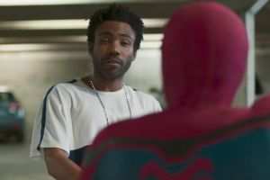 Spider-Man Homecoming a novembre in home video: una scena tagliata con Donald Glover