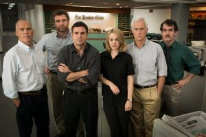 Il caso Spotlight: nuova clip in italiano e video intervista a Michael Keaton
