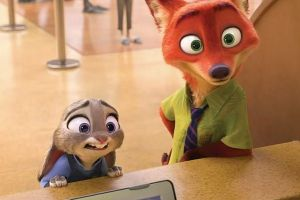 Zootropolis film animazione Disney al cinema: primo al box office italiano