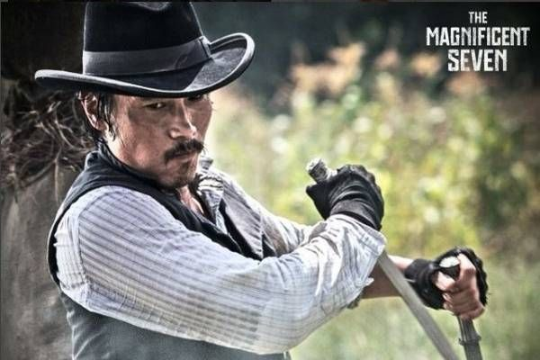 "I magnifici 7 remake: featurette focus sul personaggio ""The Assassin"" Billy Rocks interpretato da Byung-Hun Lee"