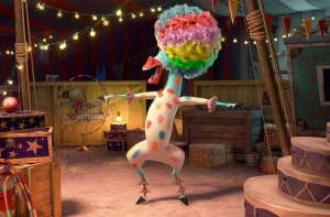 Madagascar 3 in Prima TV su Sky