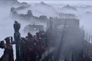 The Great Wall con Matt Damon: fotogallery, immagini inedite del cappa e spada fantasy