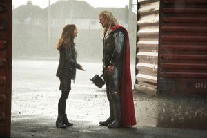 Thor The Dark World: serata evento fan Marvel anteprima Arcadia Melzo