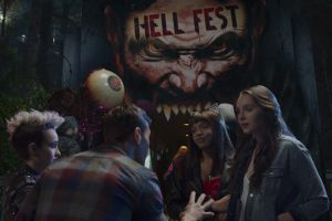 Hell Fest, podcast recensione del horror movie di Gregory Plotkin in arrivo al cinema a Halloween