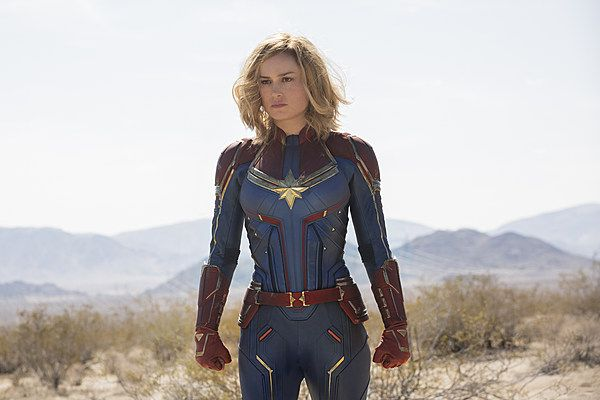 Captain Marvel, cinecomics Marvel con Brie Larson: lo spot in italiano del Super Bowl 2019 e nuovo poster