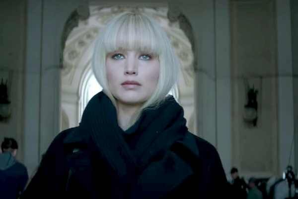 Red Sparrow con Jennifer Lawrence: nuovo trailer in italiano e spot del thriller di Francis Lawrence