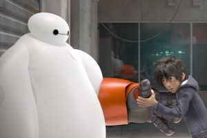 Big Hero 6 film Disney d'animazione Marvel Comics: trailer ufficiale italiano