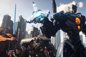 "Pacific Rim 2: featurette ""look inside"""