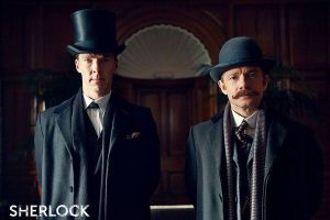 Sherlock L'abominevole sposa con Cumberbatch e Freeman al cinema: elenco sale dove vedere film anche in lingua originale