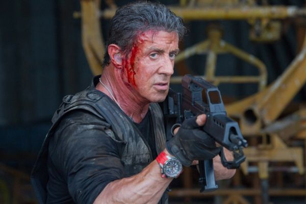 The Expendables 3 - mercenari 3 al cinema: featurette e video interviste a Stallone, Schwarzenegger e Banderas