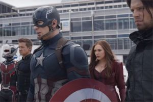 Captain America Civil War al cinema: featurette focus sul team Cap