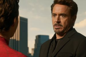 Spider-Man homecoming: clip focus sul ruolo di Robert Downey Jr