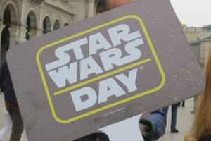 Star Wars Day 2015 Milano: Doppia fotogallery dell'evento in Piazza Duomo e all'arena Civica
