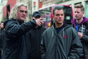 Jason Bourne uscita cinema: video intervista a Matt Damon e al regista Paul Greengrass
