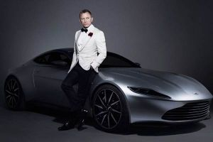 Aspettando 007 Spectre in Home video: asta online per beneficenza con le memorabilia del 24° film su James Bond