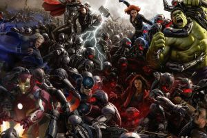 Avengers 2 Age of Ultron primo teaser trailer: film in uscita nel 2015