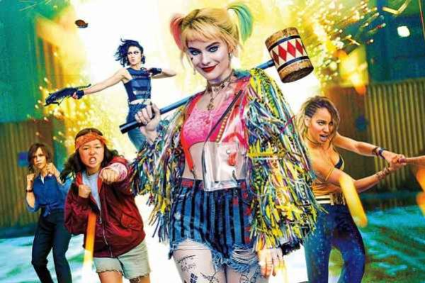 Birds of Prey (e la fantasmagorica rinascita di Harley Quinn) con Margot Robbie: nuovo trailer in italiano