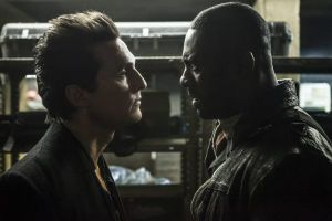 The dark Tower - La torre nera uscita cinema: video intervista a Matthew McConaughey e Idris Elba
