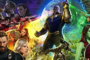 Avengers Infinity War: featurette celebrativa per i 10 anni dei cinecomics Marvel in IMAX