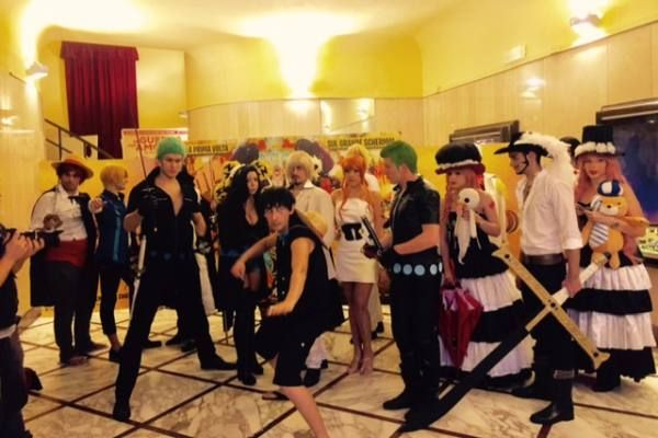 Lucca Comics & Games 2016: One Piece Gold film, presentazione con presidente di Toei Animation Europa