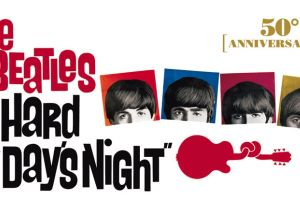 A Hard Day's Night dei Beatles al cinema: 3 giorni a giugno con la band inglese
