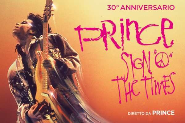 Prince Sign o' the times, recensione