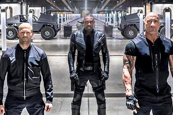 Fast & Furious - Hobbs & Shaw: final trailer in italiano con Dwayne Johnson e Jason Statham