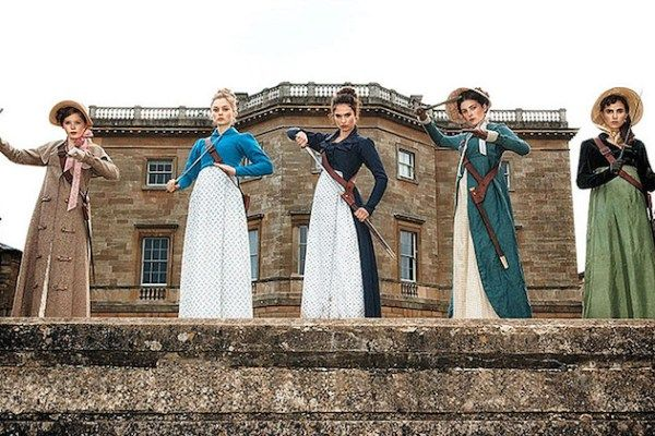PPZ - Pride and Prejudice and zombies: 2 nuovi spot tv in lingua originale con Lily James e Sam Riley