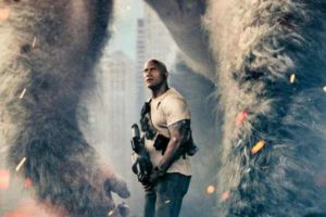Rampage con Dwayne Johnson: final trailer in italiano del monster movie tratto dal videogame anni'80