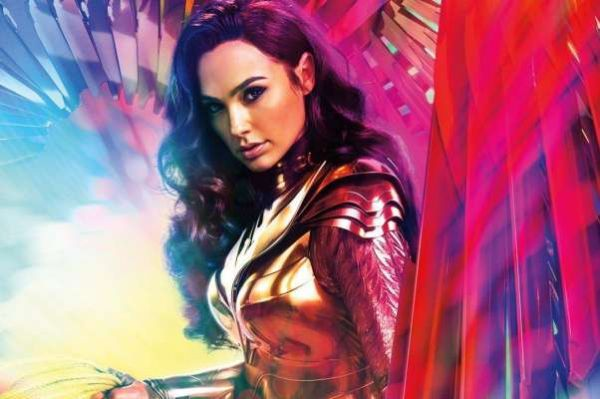 Wonder Woman 1984 con Gal Gadot, nuovo poster italiano con la data d'uscita al cinema in Italia